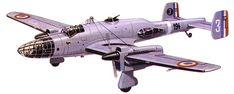 SEPTUM NC 2501.2 HIGH-ALTITUDE BOMBER from Major Howdy Bixby's Album of Forgotten Warbirds