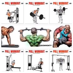 Six Pack Abs Workout Routine Back Workout Men, Chest Workout For Men, Workout Plan For Men, Back Workouts For Men, Bodybuilding Training, Back Workout Bodybuilding, Gym Workout Videos, Abs Workout Routines, Gym Workouts