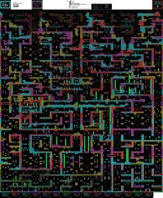 Starquak - C64 pixel map... Epic!