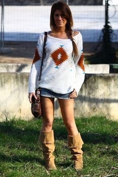 I want this sweater.