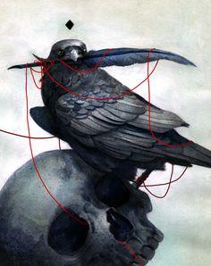 Nevermore by mynameistran on deviantART