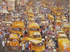Nigerian Art on Pinterest | 39 Pins