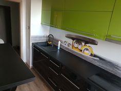 #kuchyňa #zásteny #tlač #dizajn