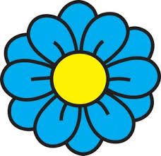 Free Flower Clip Art of Flower clipart flower clip art retro flowers vector by shinymagic image for your personal projects, presentations or web designs. Flower Clipart Images, Free Flower Clipart, Art Clipart, Cartoon Flowers, Retro Flowers, Blue Flowers, Outline Drawings, Cartoon Drawings, Easy Drawings