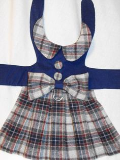 back to school winter dress by dressmeupscottie on Etsy