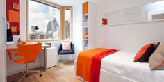 student accommodation twin rooms - Google Search