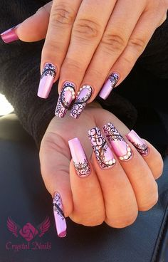 Tendencias de uñas 2014 - Lo ultimo en uñas Nail Art