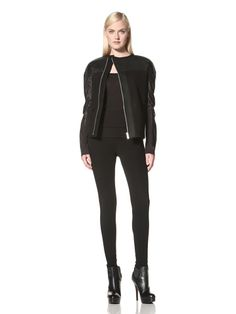 70% OFF RICK OWENS Women's Leather Jacket (Black) (a favourite repin of VIP Fashion Australia www.vipfashionaustralia.com - Specialising in unique fashion, exclusive fashion, online shopping sites for clothes, online shopping of clothes, international clothing store, international clothes shop, cute dresses for cheap, trendy clothing stores, luxury purses )