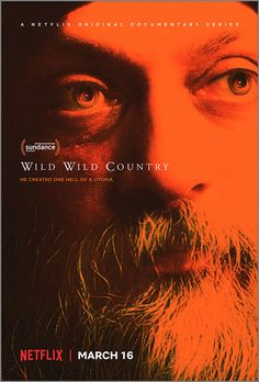 #NETFLIX  #TRAILER  Wild Wild Country  Coming to Netflix in March