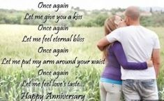 First Anniversary Wishes for Wife: Quotes and Messages for Her Anniversary Message To Wife, First Anniversary Messages, Happy Wedding Anniversary Cards, Best Anniversary Gifts, Marriage Anniversary, Anniversary Funny, Anniversary Ideas, Wishes For Husband, Sleep Love