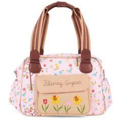 Pink Lining Pink 'Blooming Gorgeous' Changing Bag