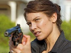 """I got: Maggie Greene! Which Female Character From """"The Walking Dead"""" Are You?"""