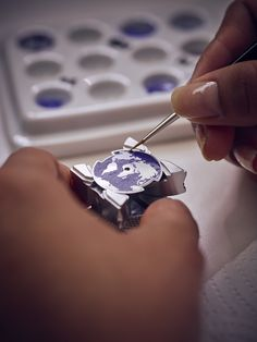 "He assembles hundreds of components to create the ""engine"" of the watch. Gear Wheels, Artisan, Scene, Create, Craftsman"