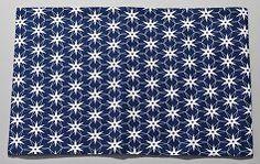 Moravian Star Print Placemat