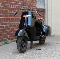 1952 Super Corsa Replica http://gransportcycles.com/1952-super-corsa/