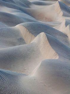 Vagues de sable ...