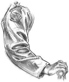 sleeve sketch