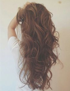 I wish my hair was naturally like this