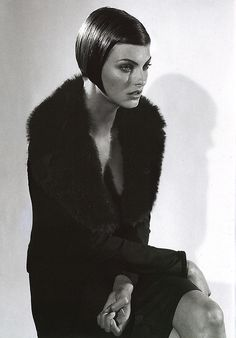 lelaid: Linda Evangelista by Steven Meisel for Dolce &...