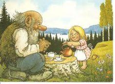 Rolf Lidberg. Sweden. Book Images, Funny Cartoons, Fantasy Creatures, Faeries, Pretty Pictures, Cool Artwork, Elves, Art Reference, Illustration