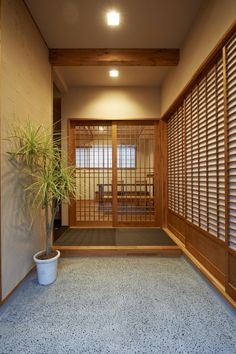 Japanese Style Commonly identified by wooden frameworks, the shape of a stage building, with a ceramic tile roofing system or straw. Inspect this short article to find out more. Modern Japanese Interior, Modern Japanese Architecture, Japanese Style House, Asian Architecture, Japanese Interior Design, Japanese Home Decor, Asian Home Decor, Pavilion Architecture, Sustainable Architecture