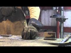 How To Stick Weld Fillet Welds & Lap Joints!! (Teach Yourself Stick Welding!! [Part 2 of 5]) - YouTube