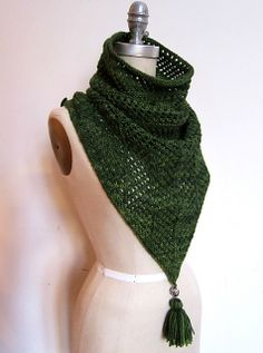 Ravelry: EspaceTricot's Jaded Cowgirl