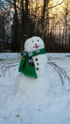 Winter is coming. We love snow. Kokkola, Finland