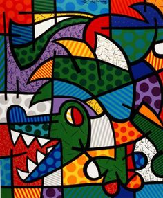 braz.nu | The art of Romero Britto
