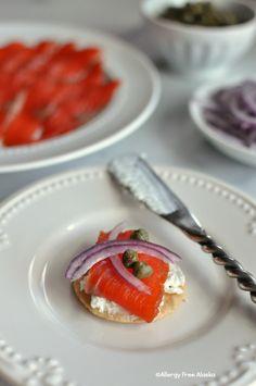 How To Make Refined Sugar Free Gravlax (Salt-Cured Salmon a.k.a. Lox) - Allergy…