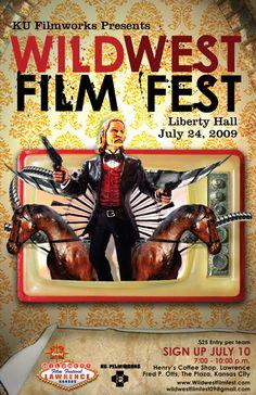 Wild West Film Festival, 2009