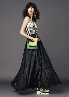 4f2fd11db60 Dolce   Gabbana Women s Clothing Collection Summer 2015 Dolce   Gabbana