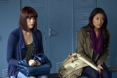 Paige Mccullers And Emily Fields Pretty Little Liars Season 1 Episode 15 If At First You Don't Succeed, Lie, Lie Again