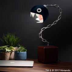 Super Mario Bros. Chain Chomp Lamp