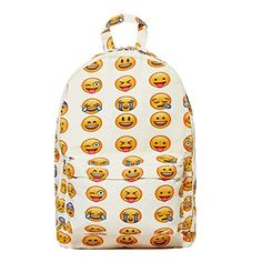 Really Cool Emoji Backpack - Best Gifts for Teen Girls 2015 - Best Gifts Top Toys #TeenGirlGifts