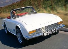 Triumph Fury 1965 – its rare. – [pin_pinter_full_name] Triumph Fury 1965 – its rare. Triumph Fury 1965 – its rare. Triumph Motor, Triumph Sports, Triumph Car, Old Sports Cars, British Sports Cars, Sport Cars, British Car, Tr 4, Triumph Spitfire