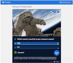 A Great Tool for Creating Digital Quizzes Middle School Technology, Teaching Technology, Digital Technology, Educational Technology, Technology Tools, Assistive Technology, Preschool Special Education, Science Education, Flashcard Maker