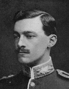Capt. Robert Frederick Balfour. 1st Bn. Scots Guards. b. 16.3.1883. Educated Eton College. KIA at Gheluvelt, 28.10.1914 aged 31. Buried Sanctuary Wood Cemetery. Grave Ref: IV. D.14. His younger brother, Capt. John Balfour MC. Scots Guards 2nd Bn. attd. Guards Div. Signal Coy., was KIA 21.3.1918 at Arras. Son of Edward Balfour, 8th Laird of Balbirnie, and Isabella Weyman Balfour, Markinch, Fife.