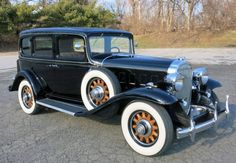 1932 Buick Sedan Maintenance/restoration of old/vintage vehicles: the material for new cogs/casters/gears/pads could be cast polyamide which I (Cast polyamide) can produce. My contact: tatjana.alic@windowslive.com