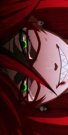 Anime/manga: Black Butler (Kuroshitsuji) Character: Grell