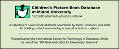 Children's Picture Book Database at Miami University