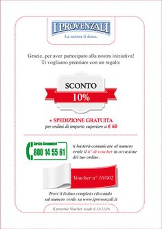 Stampa il coupon