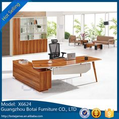 source new design l shaped wood office desk modern for sale on malibaba