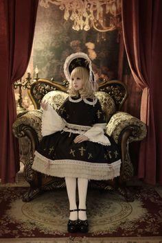 Gothic Lolita - Kiyohari - 橘玄叶MACX邪.                                                                                                                                                                                 More