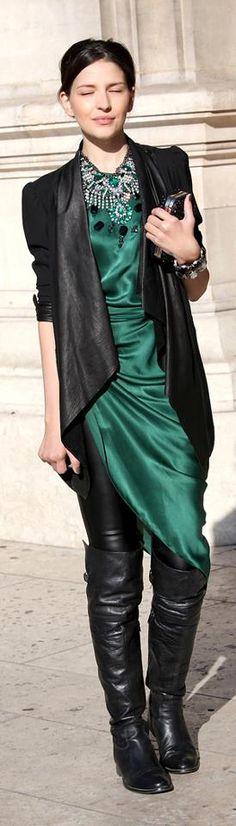 Street Fashion ~ Repinned by Federal Financial Group LLC #FederalFinancialGroupLLC #FFG #FFG2 http://ffg2.com