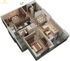 Hauspläne 3d  Plan Maison 3d | Architecture | Pinterest | 3d