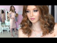 Valentine's Day Makeup Tutorial & Outfit (NAKED3/MAC) - YouTube