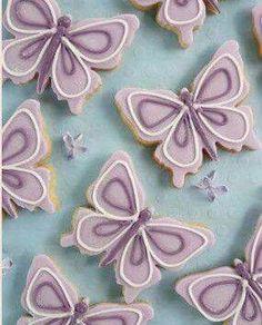 113 Mejores Imágenes De Galletas Forma Mariposa Galletas