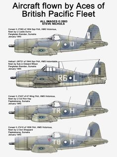 British Fleet Aces