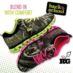 #NEW Realtree Girl Max 5 Camo Sneakers. Pick your favorite color!  #Realtreegirl $49.99